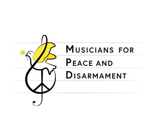 Musicians for peace and disarmament