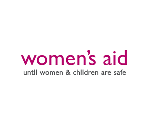 Women's Aid until women & children are safe
